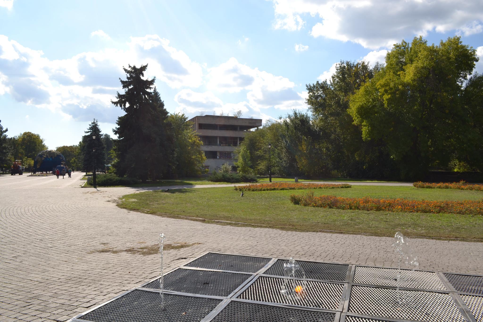 Парк Трудовой славы Вознесеновского района