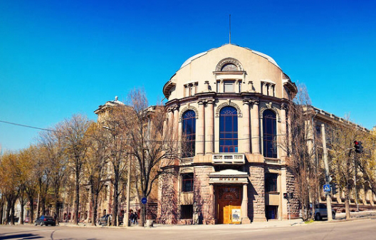 Запорожский областной Краеведческий музей