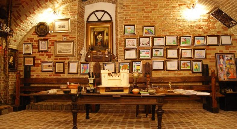 Музей прикладной керамики и живописи Ильи и Алексея Бурлая