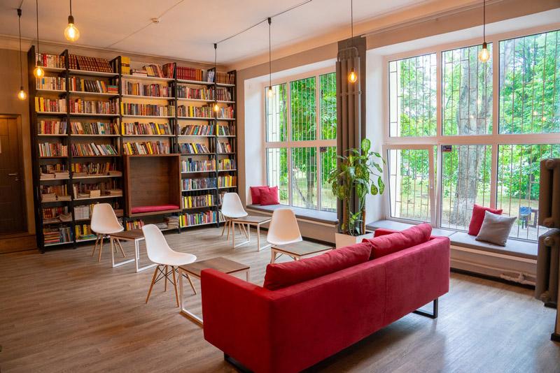 Библиотека на Гоголя