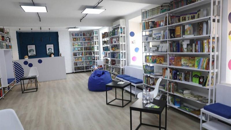 Библиотека на Александровской