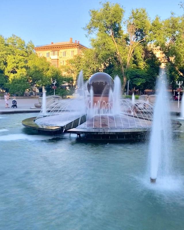 Площадь Маяковского