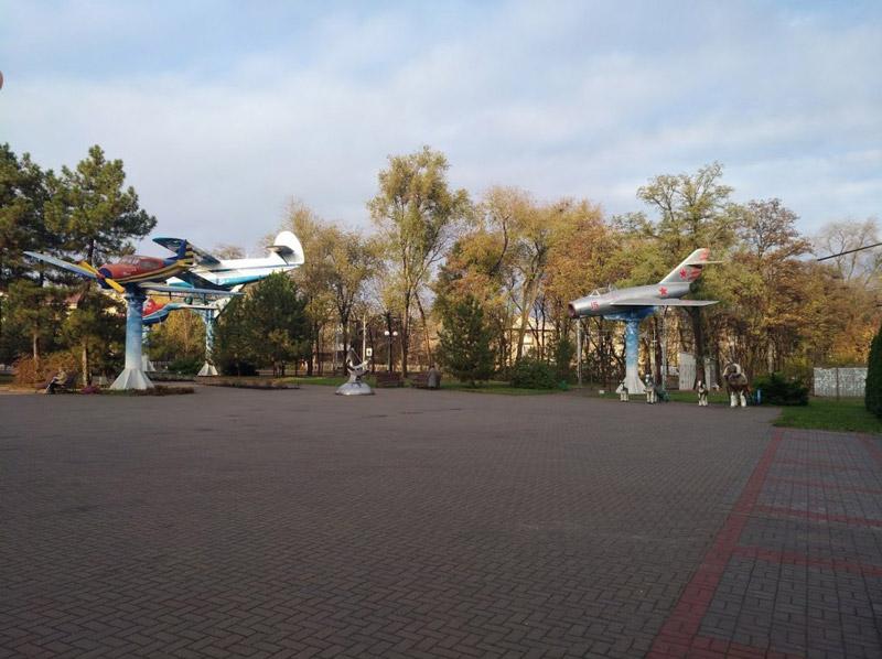 Парк им.В.Климова
