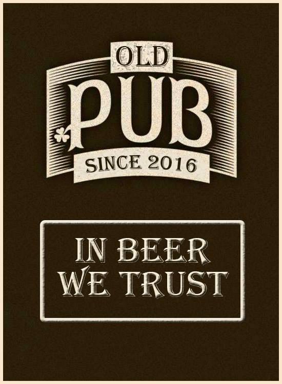 """Паб  """"Old Pub"""""""