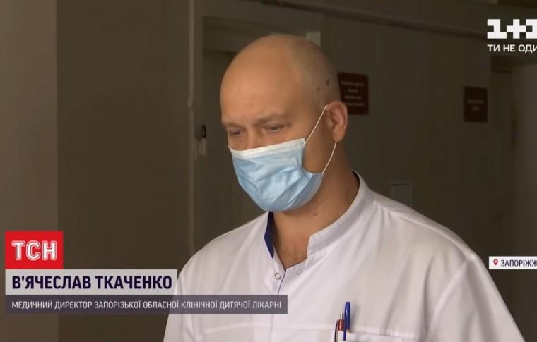 В Запорожье появились подробности о состоянии школьника, пережившего клиническую смерть на уроке (видео)