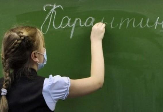 В Запорожской области в одном из населенных пунктов закрылись школы и группы детсада из-за COVID-19