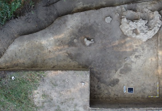 Запорожские археологи обнаружили уникальную находку времен начала Киевской Руси