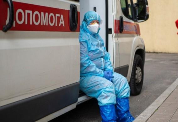 В Украине очередной скачок заболеваемости COVID-19: зарегистрировано 6 624 новых случаев, в Запорожской области - 10 летальных