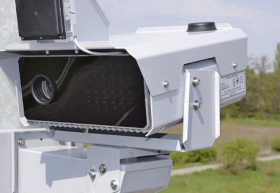 В Запорожской области начали работать еще 4 камеры автофиксации нарушений