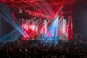 В Запорожье Олег Винник прервал свой концерт, сославшись на плохое самочувствие (видео)