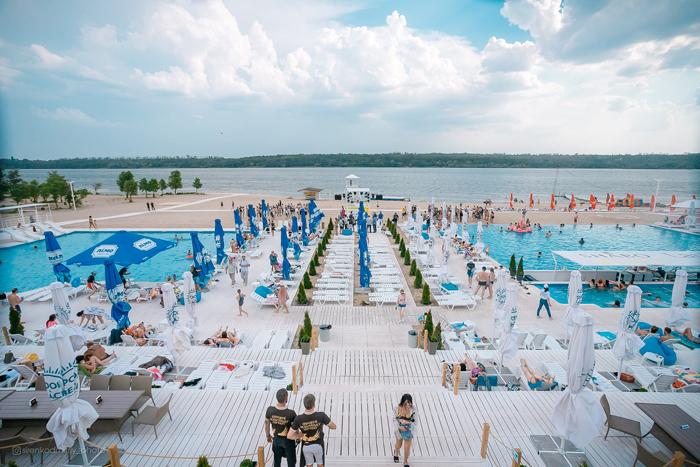 Развлекательный комплекс Pool&Beach
