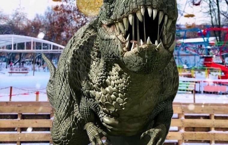В Запорожье Парк динозавров откроется уже на следующей неделе (подробности, цены)