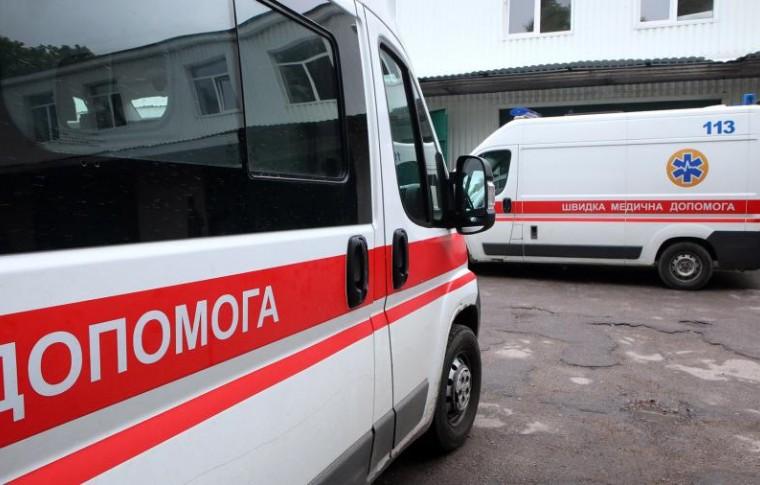 В Запорожье женщина упала с 9 этажа и разбилась насмерть