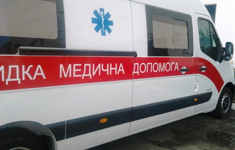 В Запорожской области легковушка слетела в кювет: пострадали 2 человека