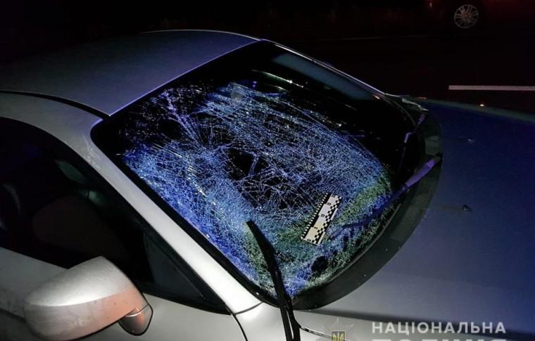 В Запорожской области произошло смертельное ДТП: женщину переехали два автомобиля (фото)